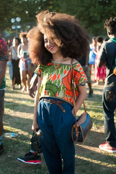Afropunk Festival Style , BIllboard.com  Photographer: Tawni Bannister