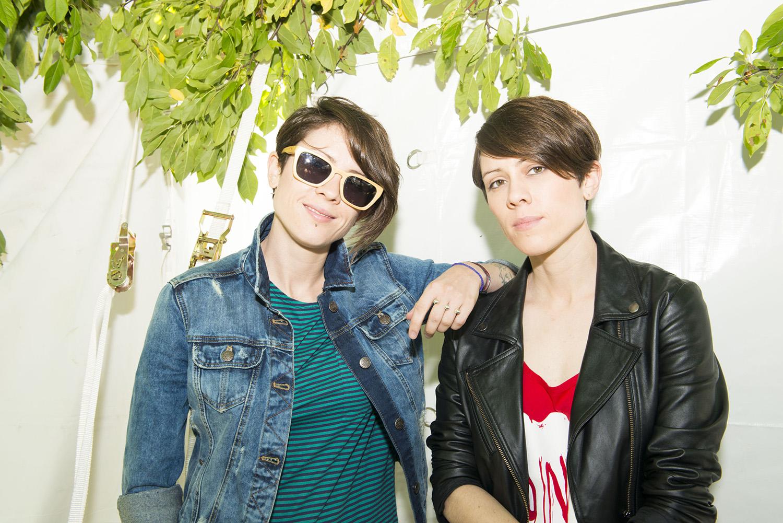Tegan and Sara, Lollapalooza