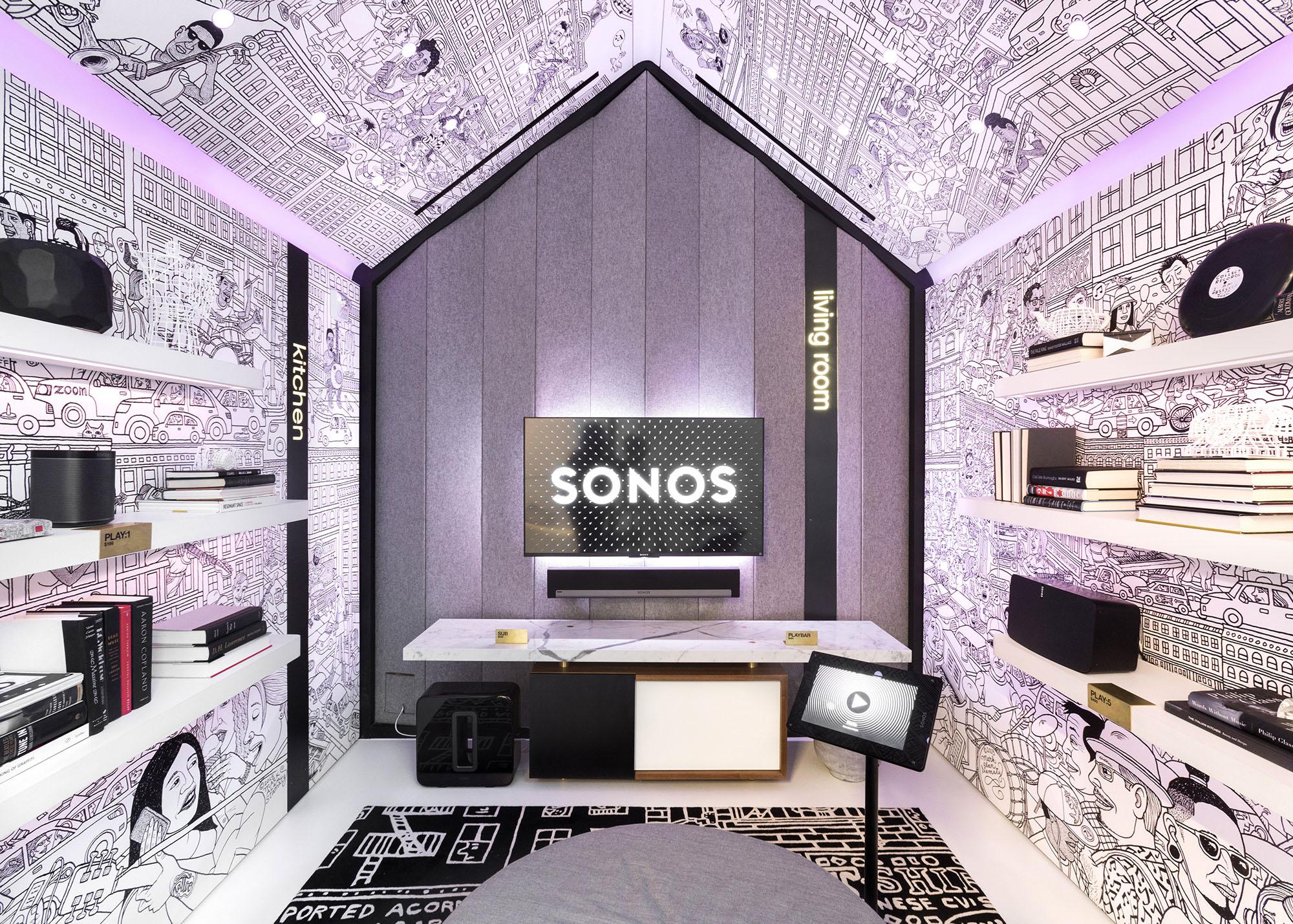 Workshop for Sonos