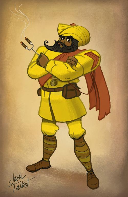 Col. Mustard