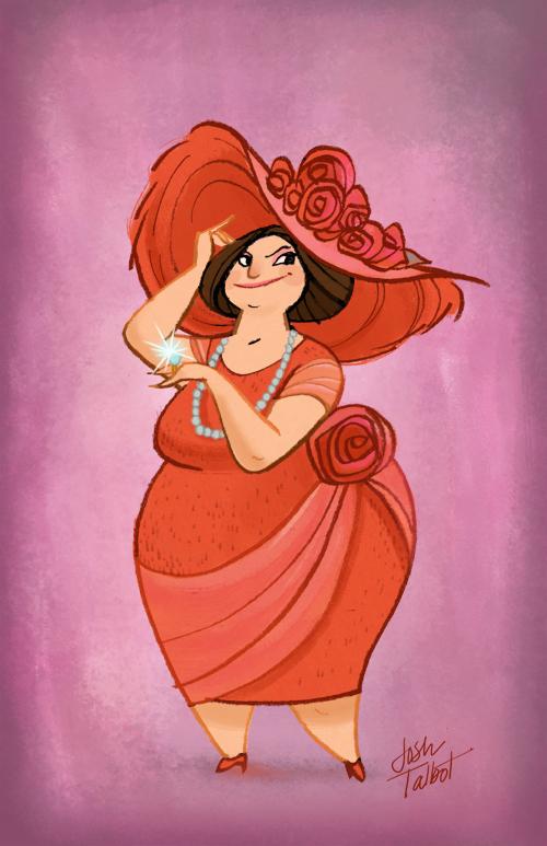 Mrs. Scarlett