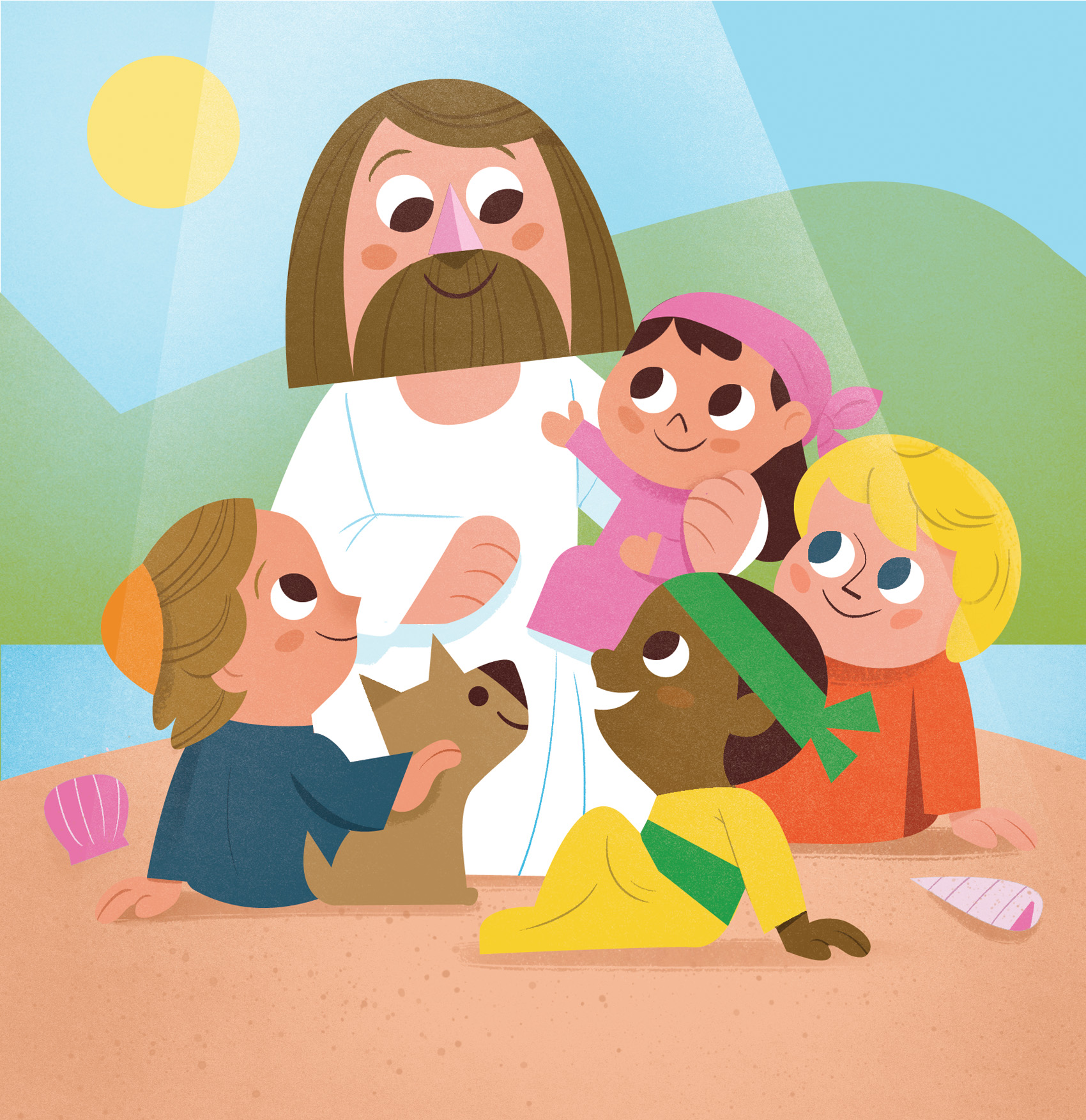 Josh Talbot Jesus Was Just LIke Me 03.jpg