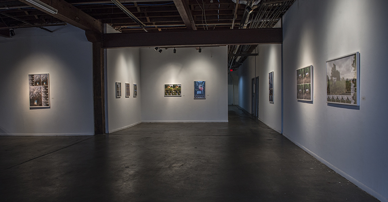 Platinum Package at 500X Gallery, 2016