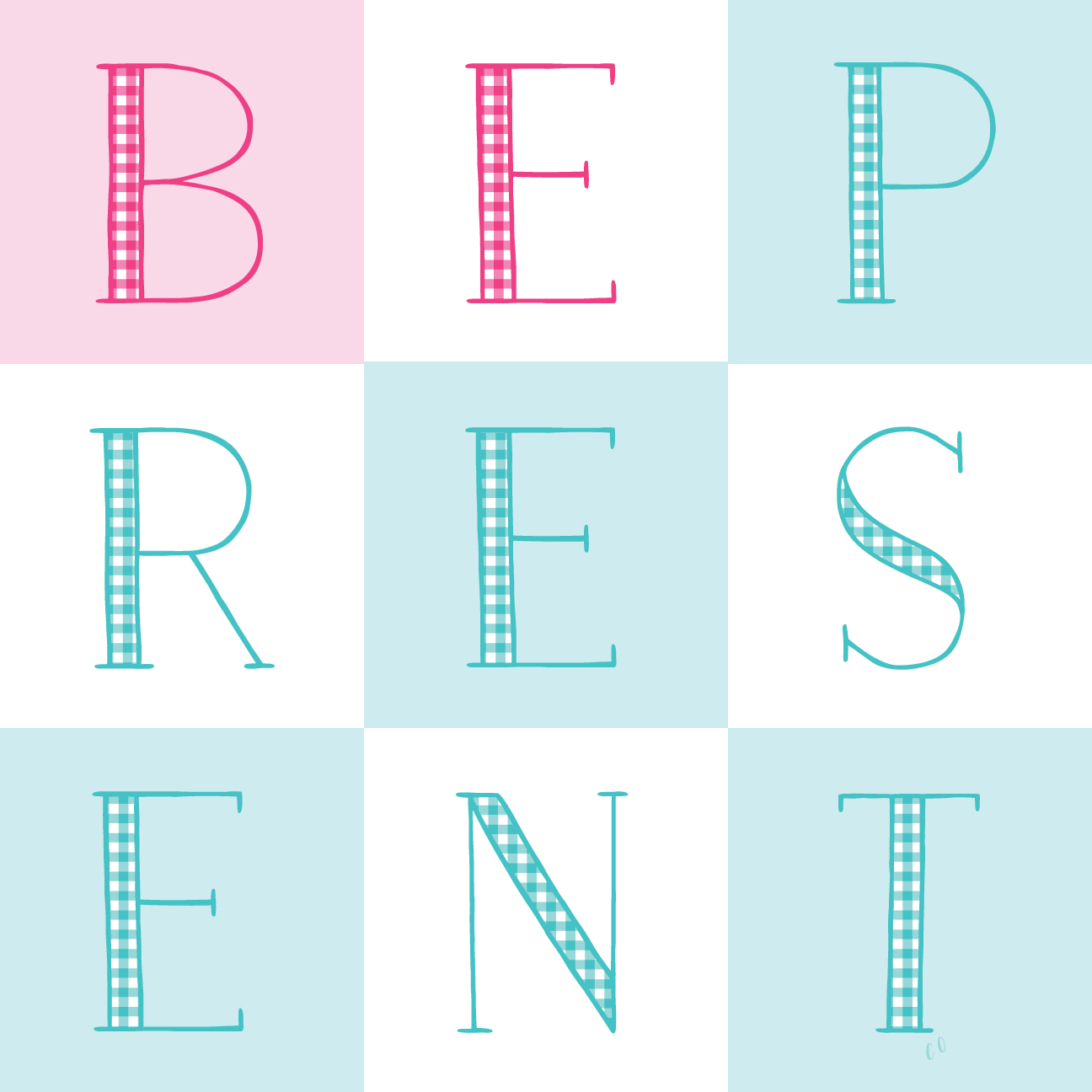 Be Present Illustration by Chris Olson.