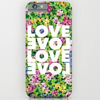 love-love iPhone case