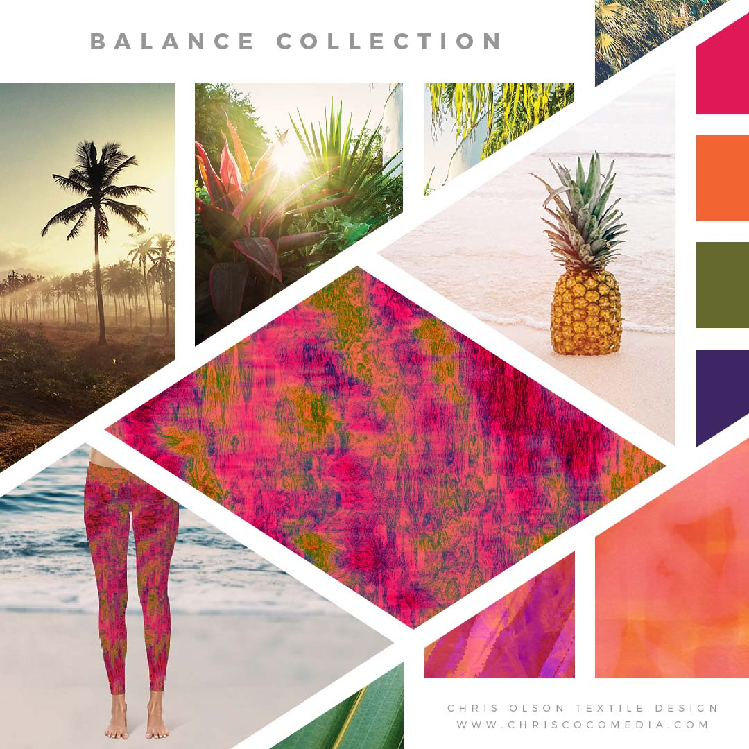 Balance Textile Collection by Chris Olson