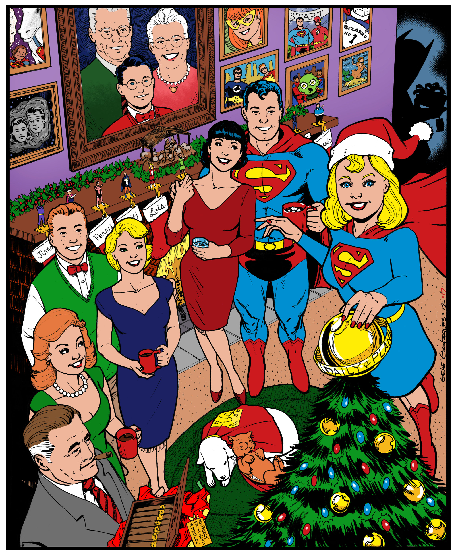 All characters © DC Comics