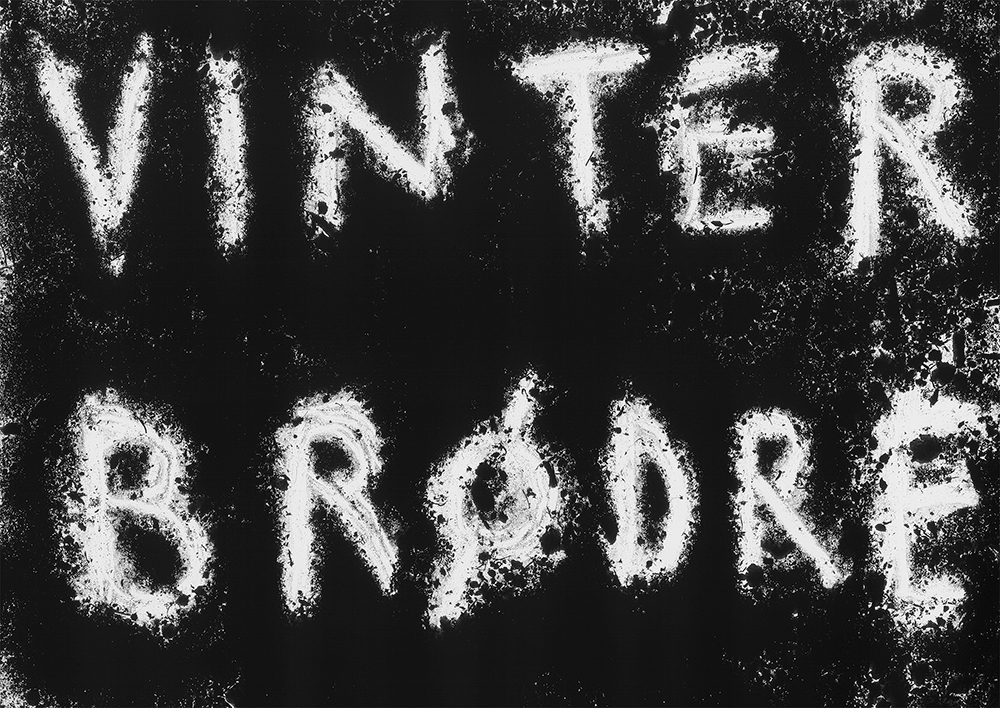 winter brothers / process 2# / h.pálmason. 2014