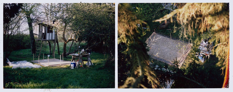 langeland / process 5# / 2 polaroids / h.pálmason / 2014