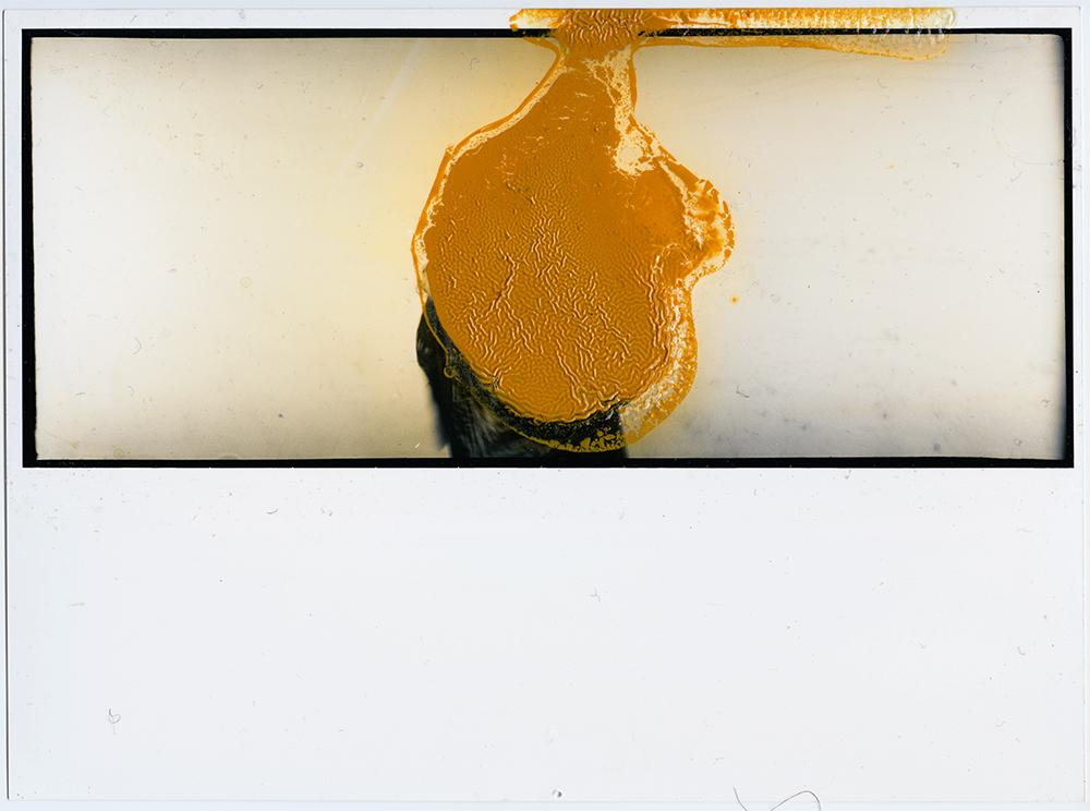 skissa 8# / silver gelatin print / oil / h.pálmason 2015