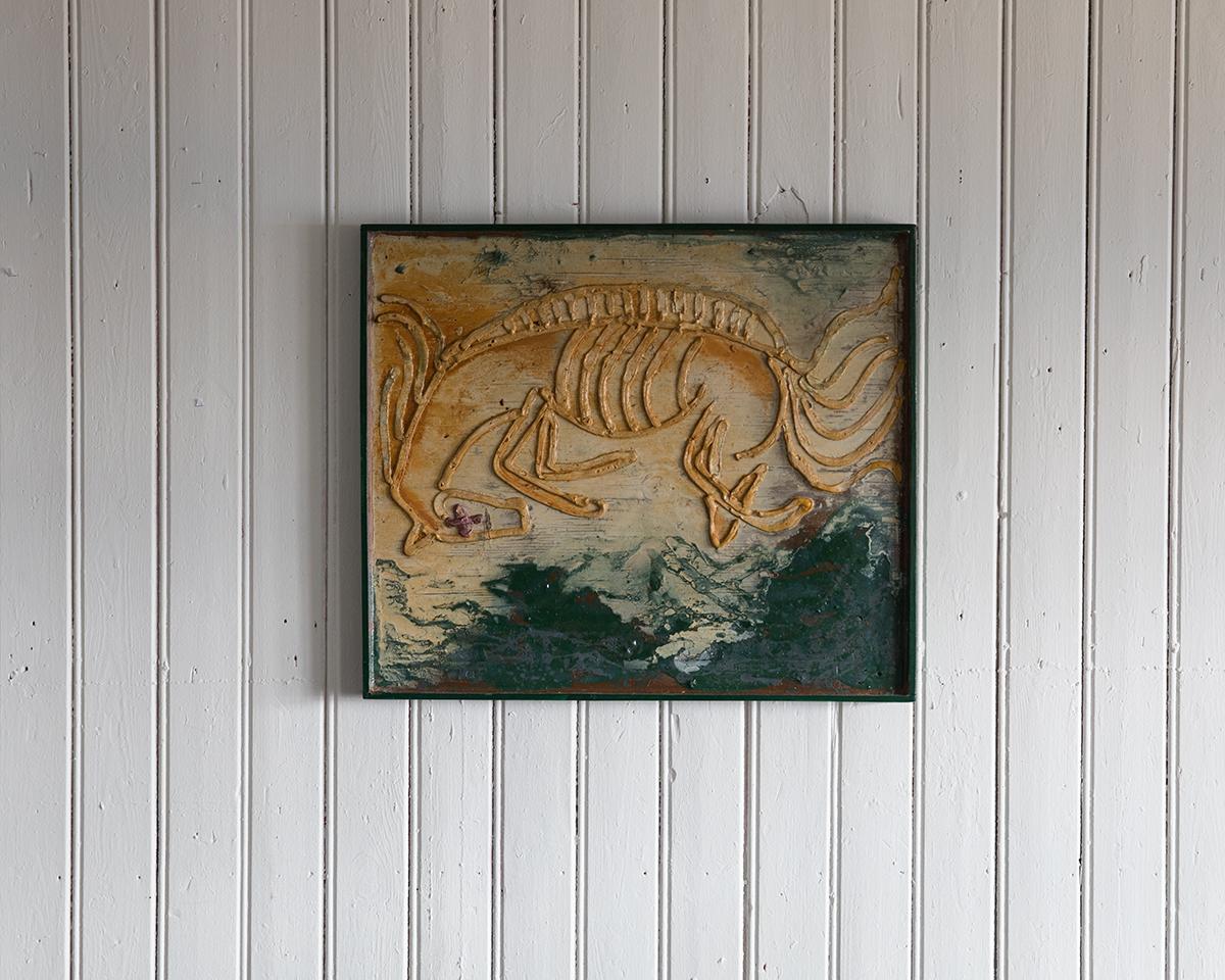Lament for a horse series / mikligarður / h.pálmason 2018