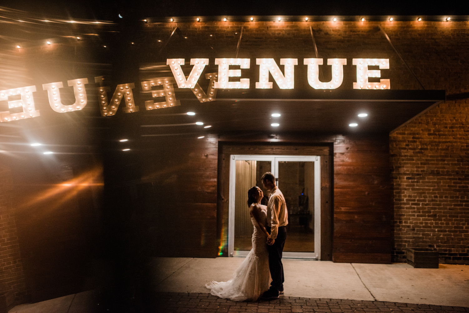 The Venue at the bakery building Wedding - Hattiesburg, Ms