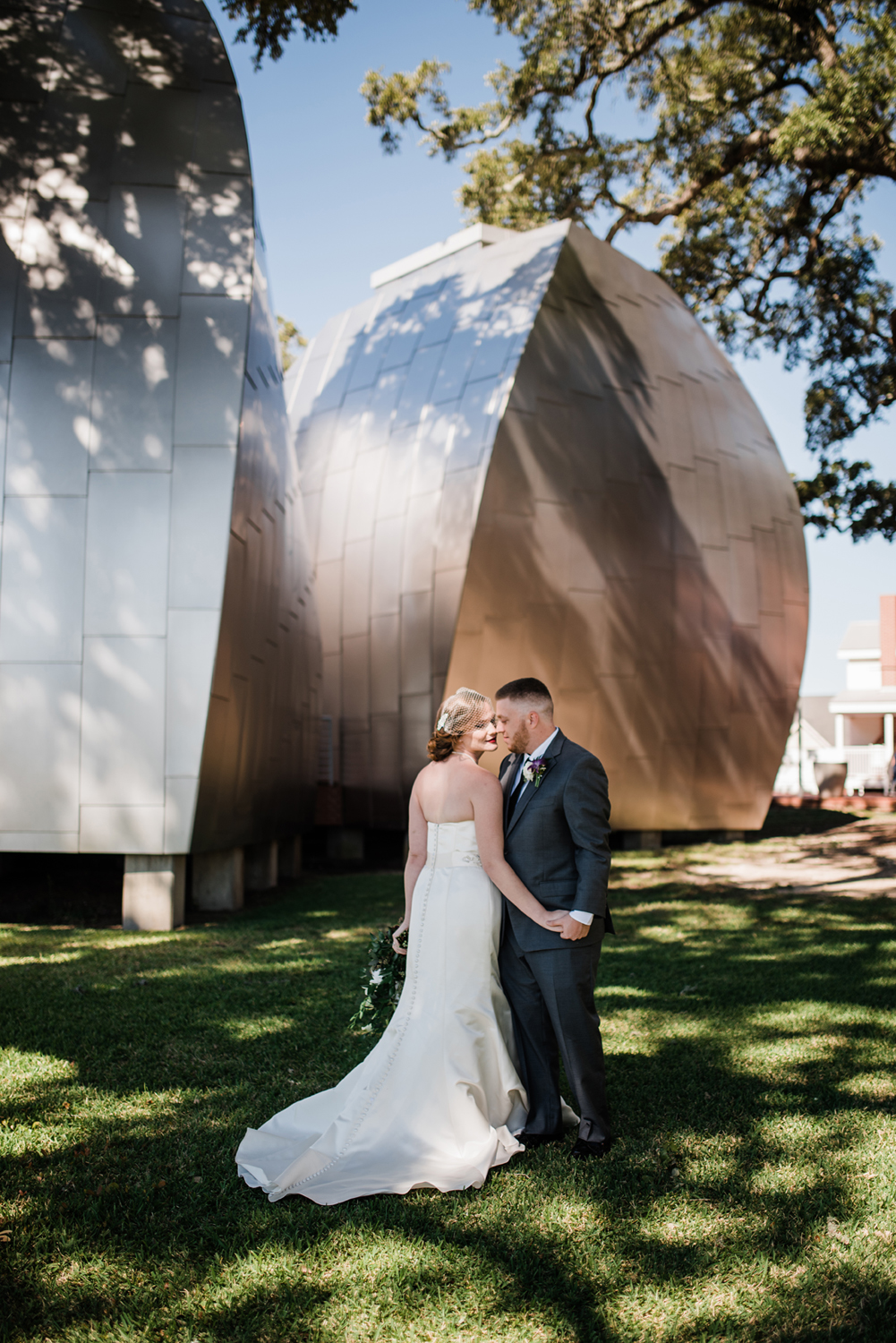 ohr o'keefe museum wedding - Biloxi, Ms