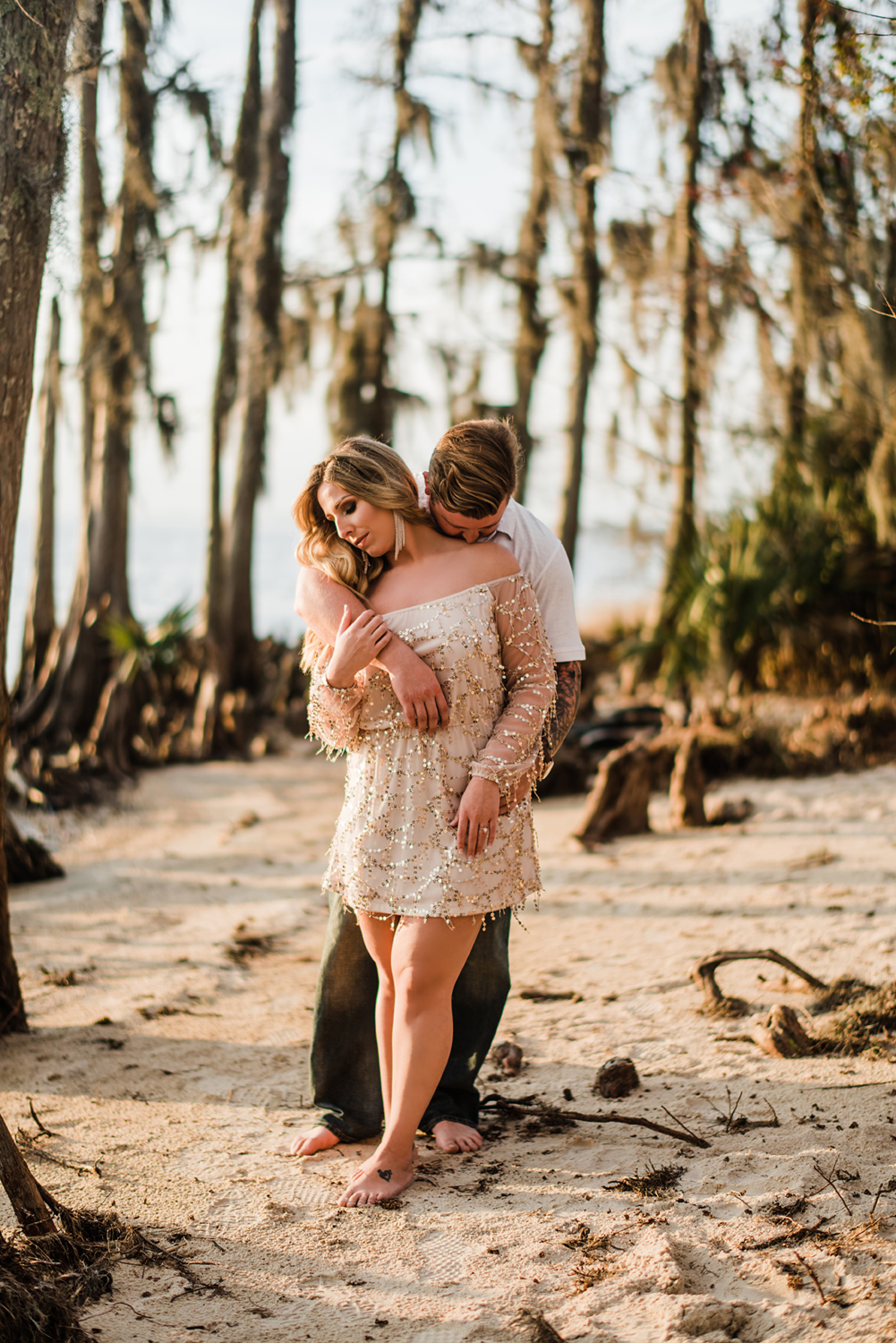 Louisiana Engagement - Mandeville, LA