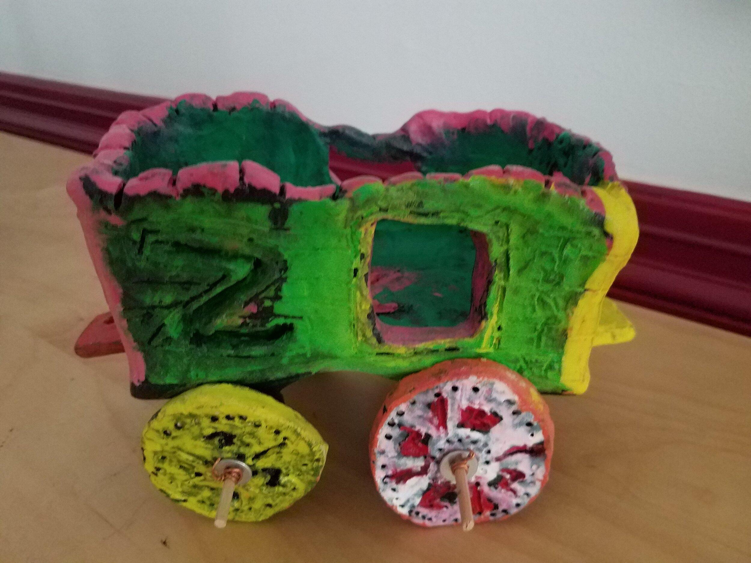 Gypsy Wagon , 2001