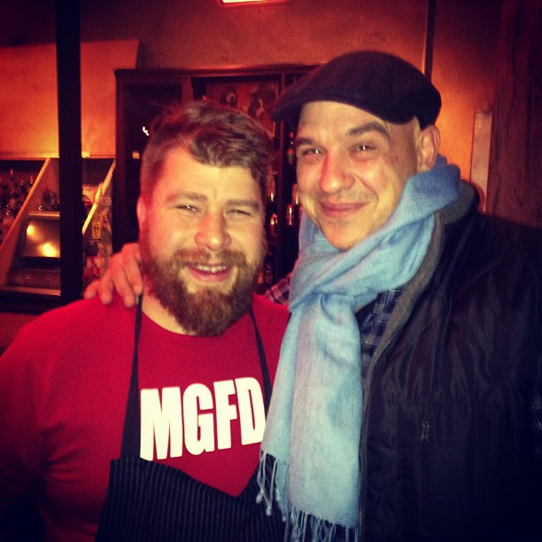Chef Sawyer & Chef Symon #wsm100