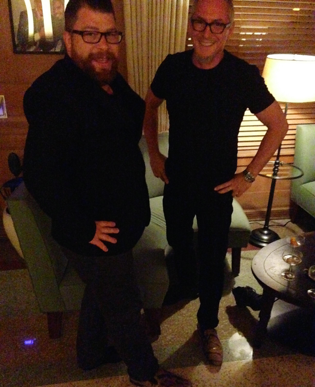 Chef Dads: Jonathon Sawyer & Michael Schwartz