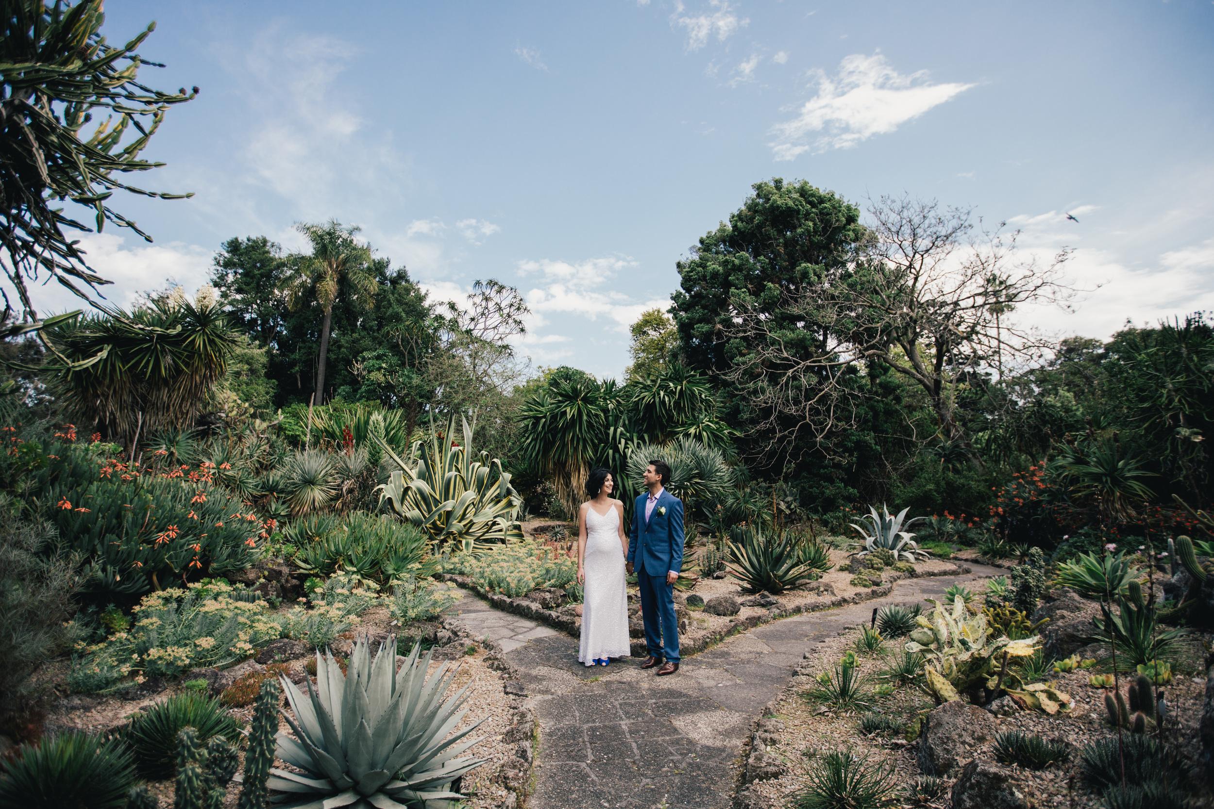 Lauren & Marc Royal Botanic Gardens