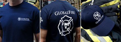 Buy GlobalFire Merch