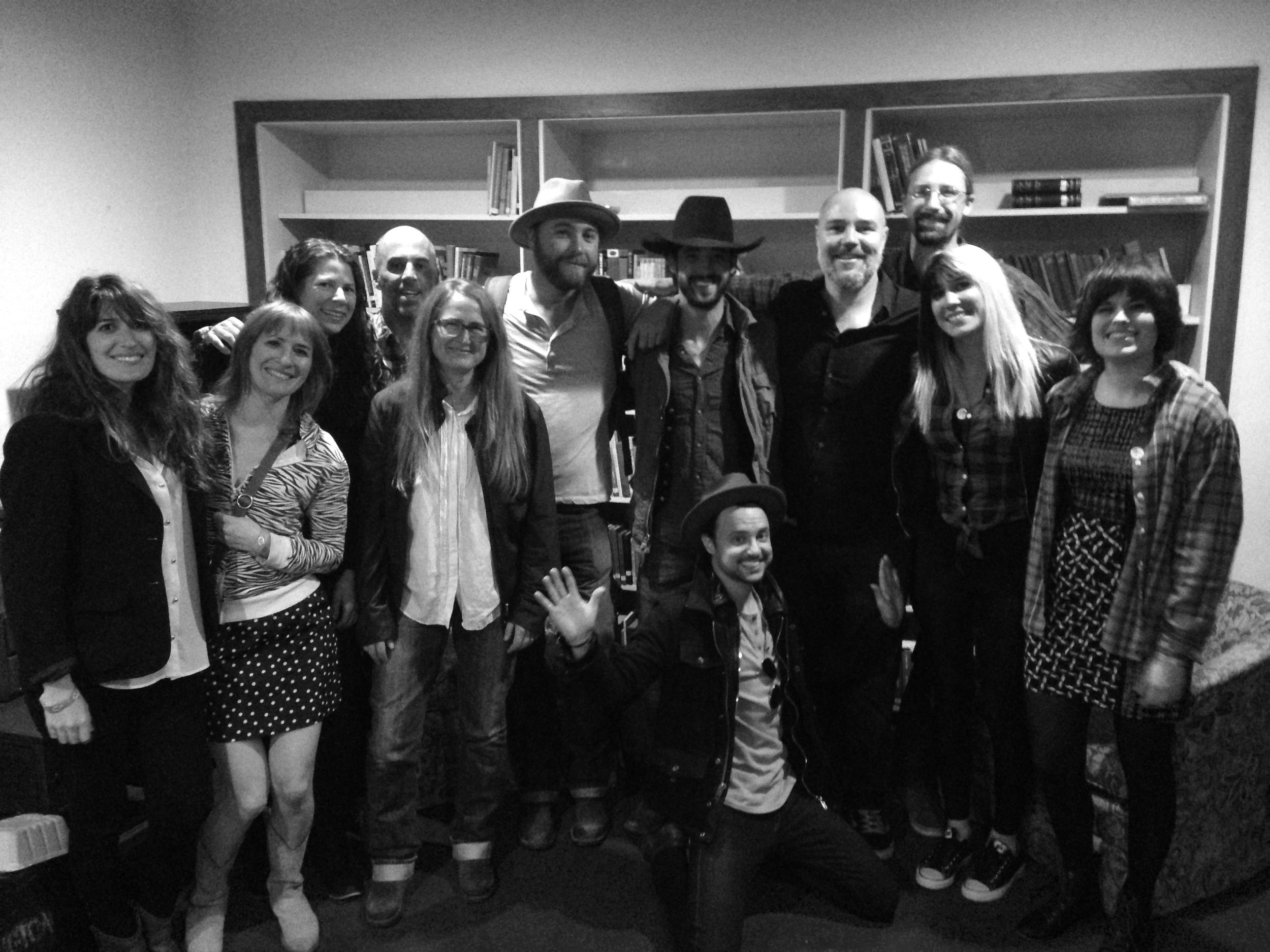 Ryan Bingham & The Crew