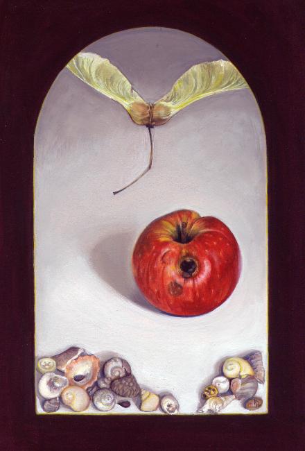 Fallen Apple, St. Martin