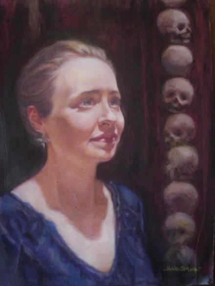 Self Portrait, St. Martin