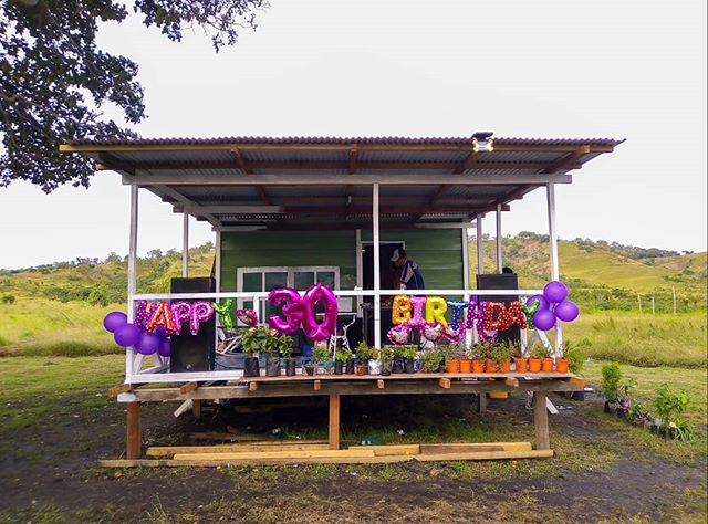 Happy Birthday Laurelle xx #papuanewguinea #centralprovince