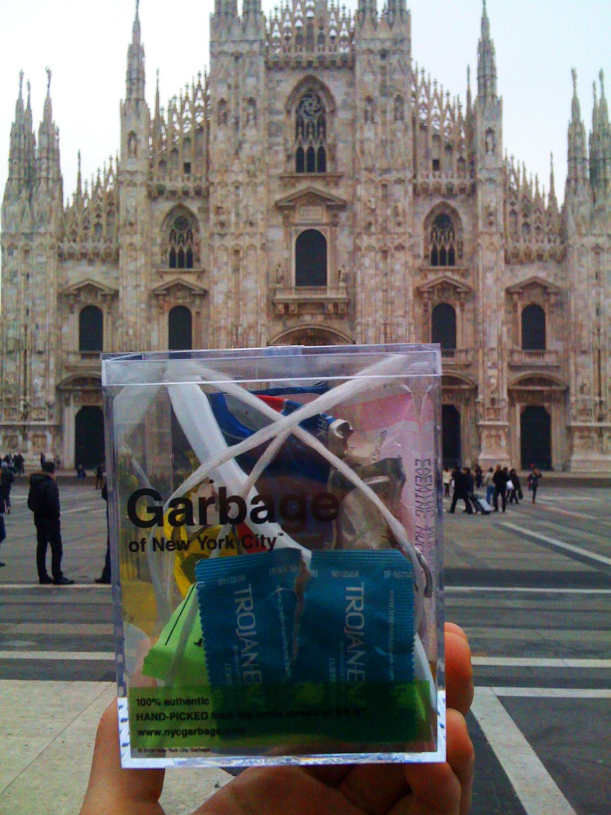 Duomo of Milan : Milan, Italy