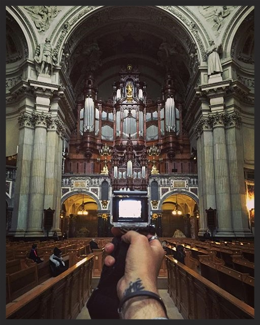 Inside the Berliner Dom you can find an amazing organ designed by Wilhelm Sauer, it has 7269 pipes and 113 registers and at the time of its dedication in 1905 was the largest in all Germany.