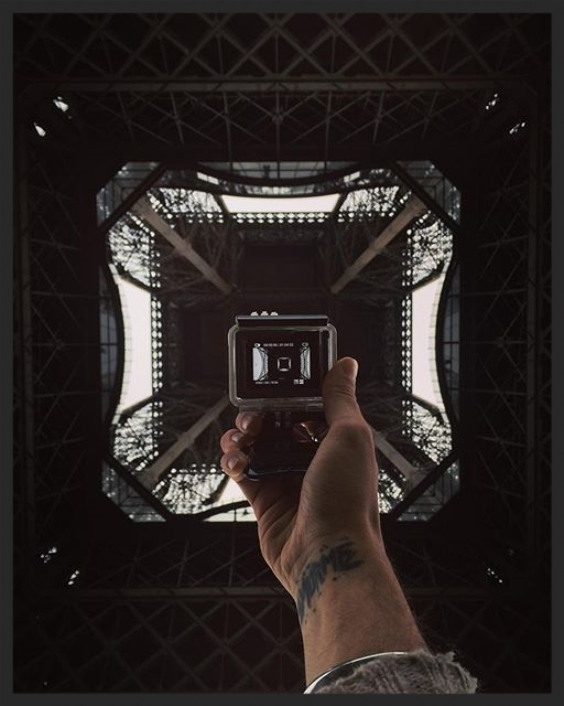 - One of the perfect editing studio for me will be mr.Eiffel apartment on the very top of the Eiffel Tower. 1710 stairs above the city, an amazing view, a cozy tiny metal place and total isolation above the clouds of Paris. Love it.