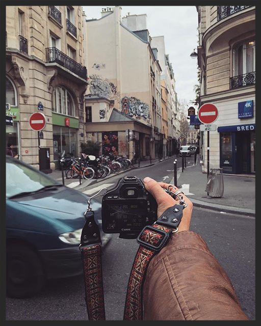 Let's get lost in the streets of this city again. My cameras are charged, my ink in in my bag and my headphones are on. Where do you want to go folks ?