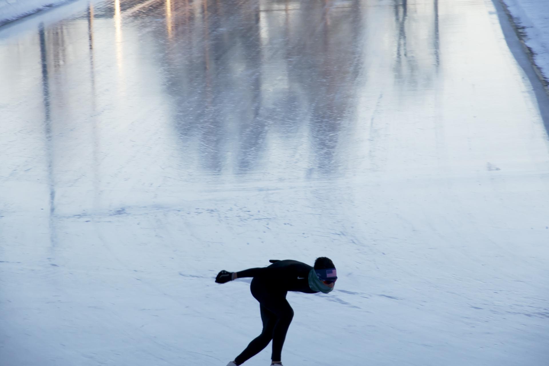 Skater on Edge
