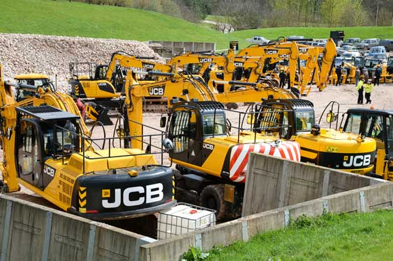 Sell your plant and machinery, JCB, Caterpillar, Volvo, Civil en