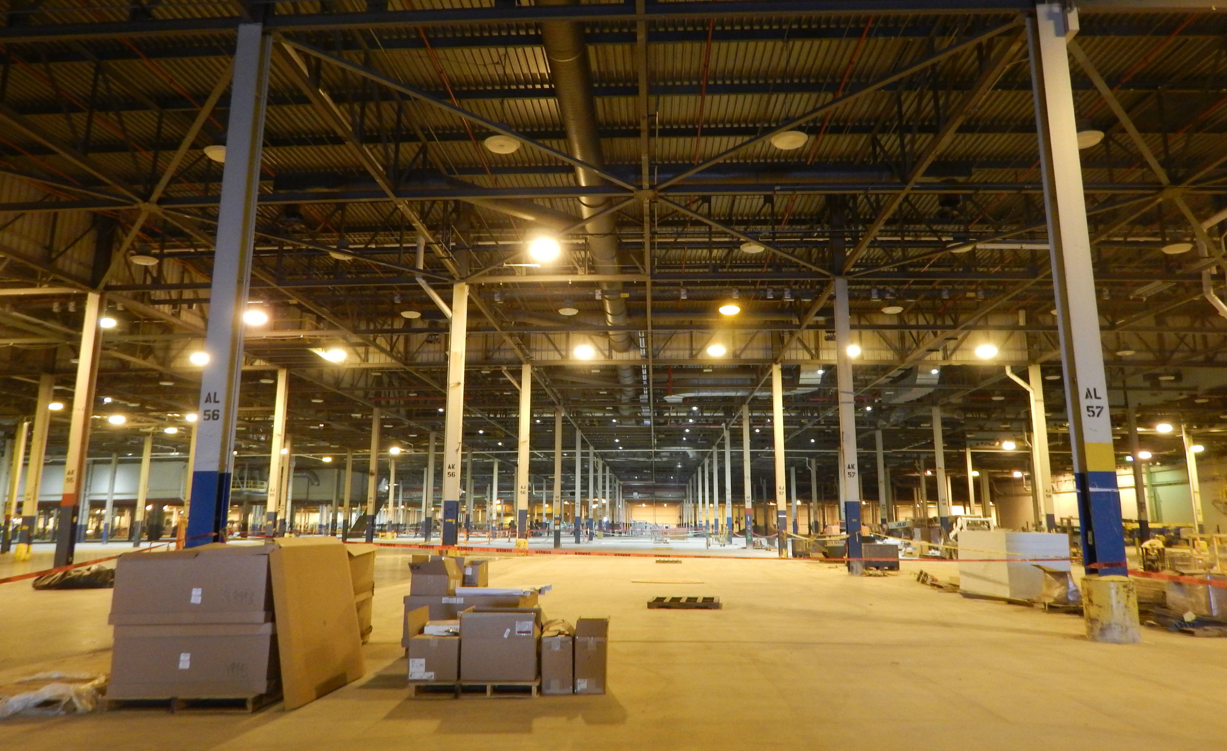 All Types of Commercial Buildings, Warehouses -