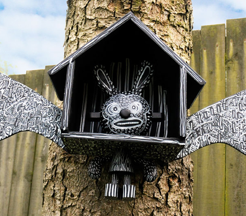 Home Tweet Home - Angelic Rabbbot