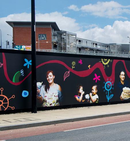 A Common Thread - Public Art