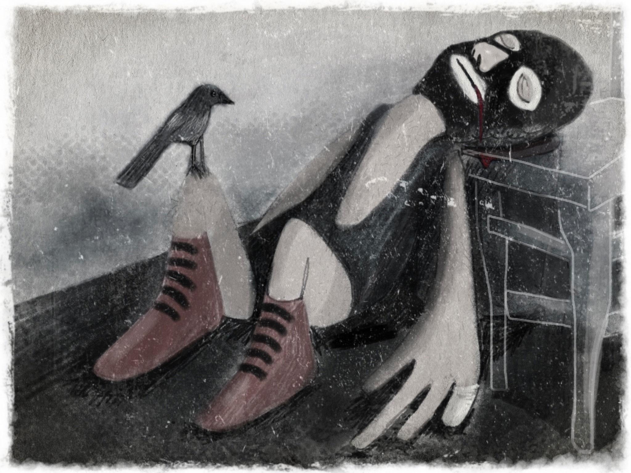 Magpie Cornerman
