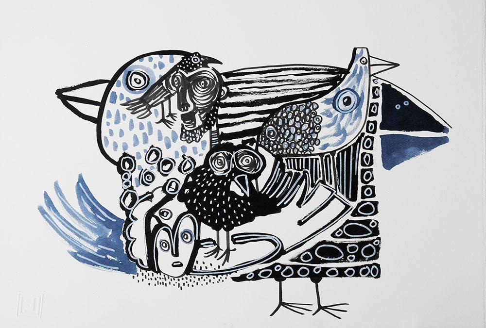 Dewsbury Big Bird