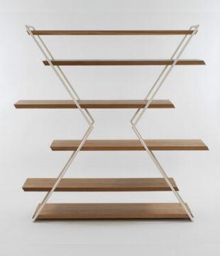 Time Shelves by Scene
