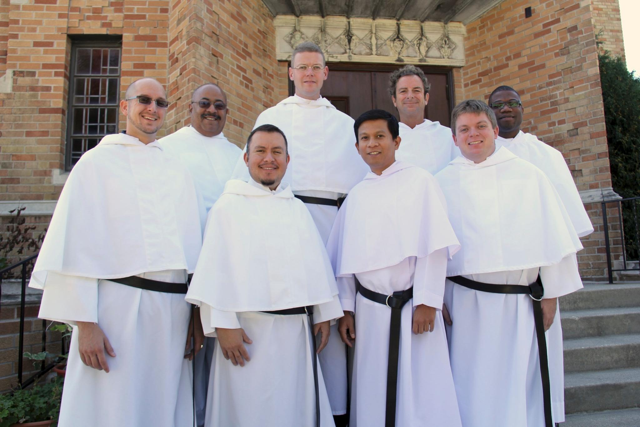 Augustinian Novices in Racine, Wisconsin