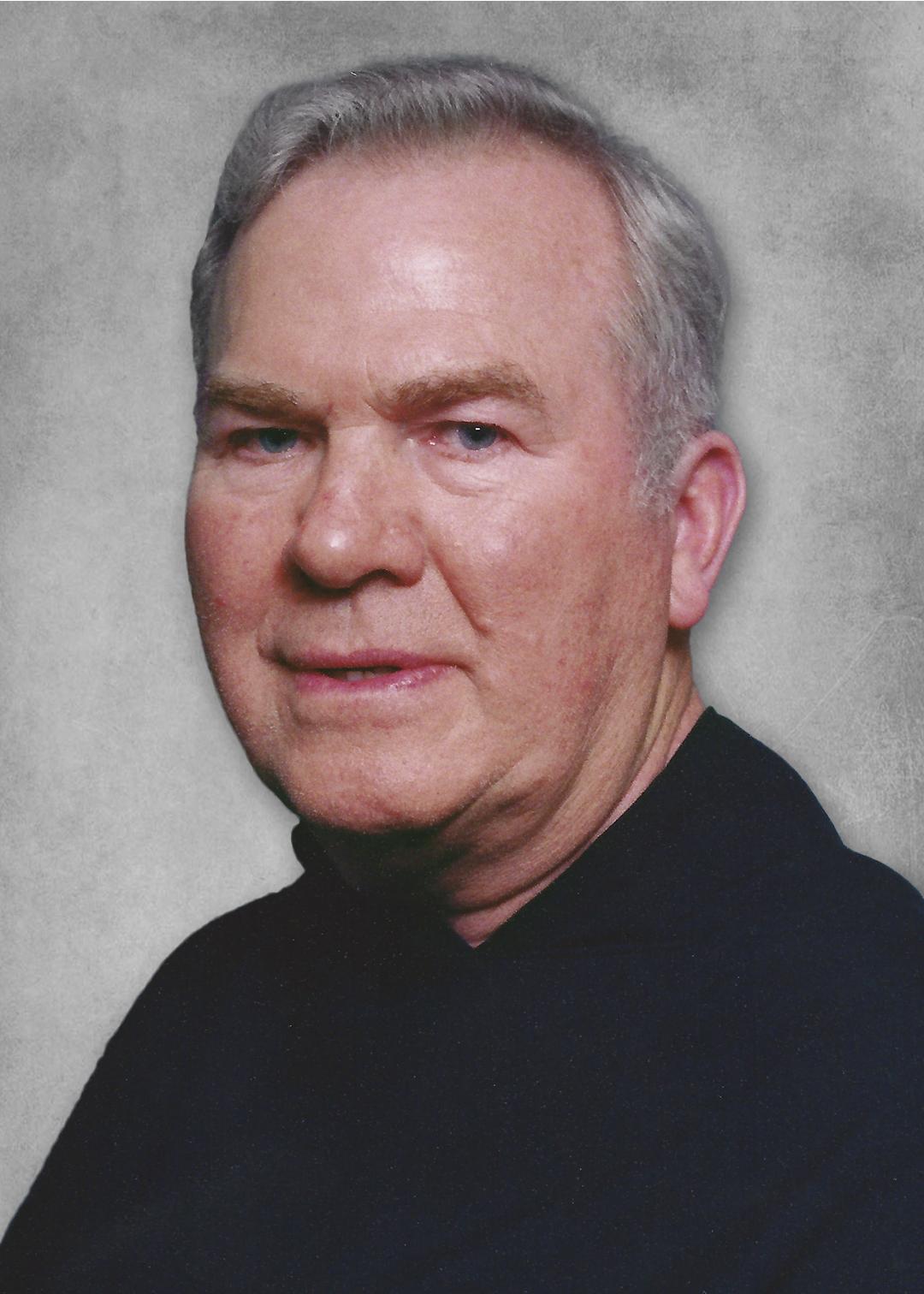 """Rev. John """"Jack"""" R. Gavin, O.S.A."""