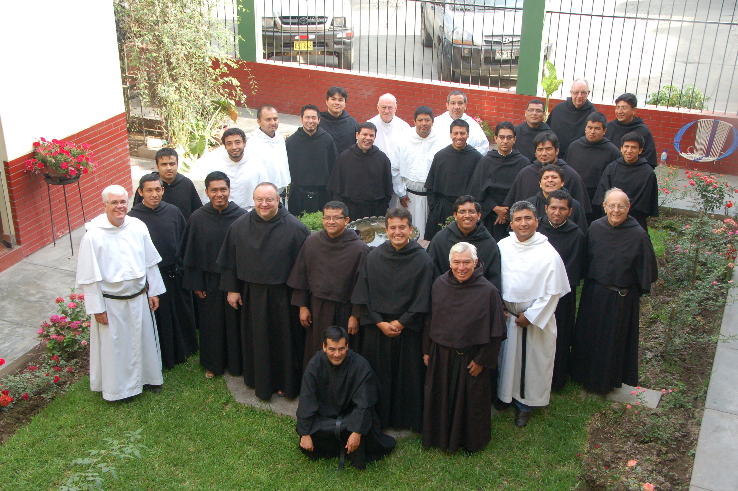 The Vicariate of San Juan de Sahagún in northern Peru now has 25 men in solemn vows and 38 men in various stages in formation.