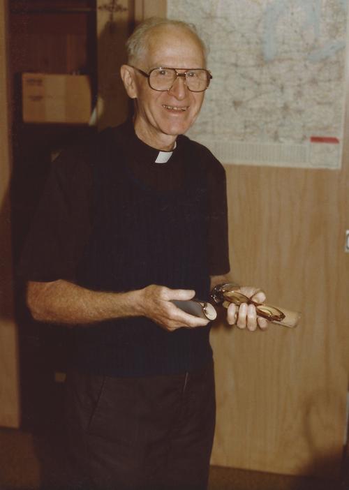 John J. McKniff, O.S.A.
