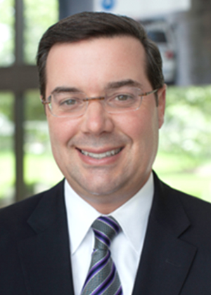 Mark S. Hacker, Vice-Chair, St. Rita of Cascia High School Alumni