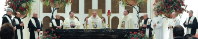 CLICK HERE FOR THE SOLEMN VOWS PHOTO GALLERY