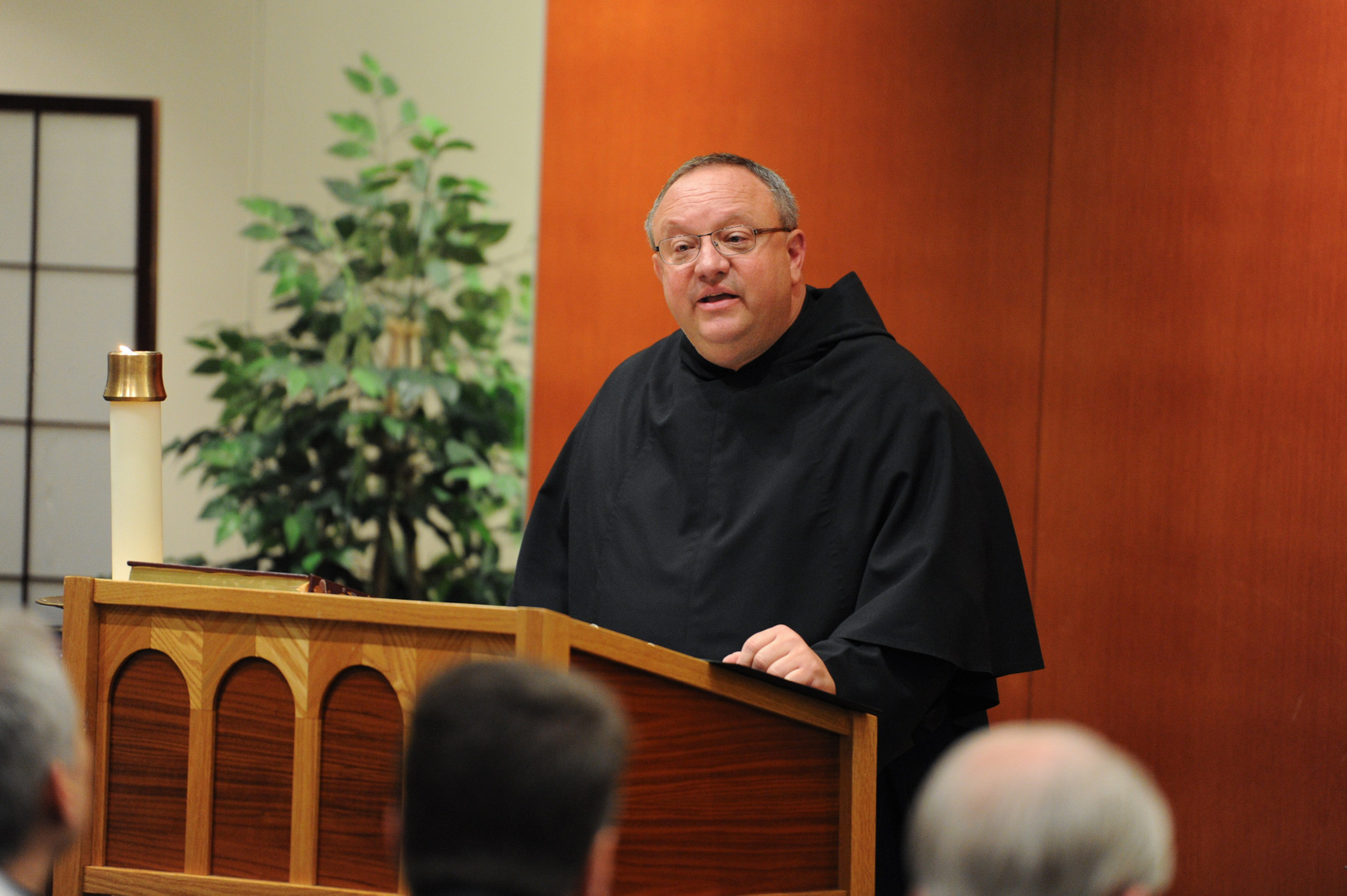 The Very Rev. Bernard C. Scianna, O.S.A., Ph.D., began his second term as Prior Provincial of the Midwest Augustinians on June 11, 2014