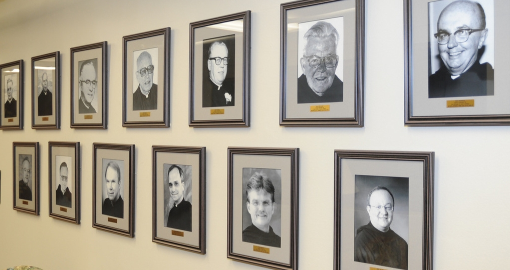 Fr. Bernie Scianna, O.S.A., is the 13th Prior Provincial of the Midwest Augustinians