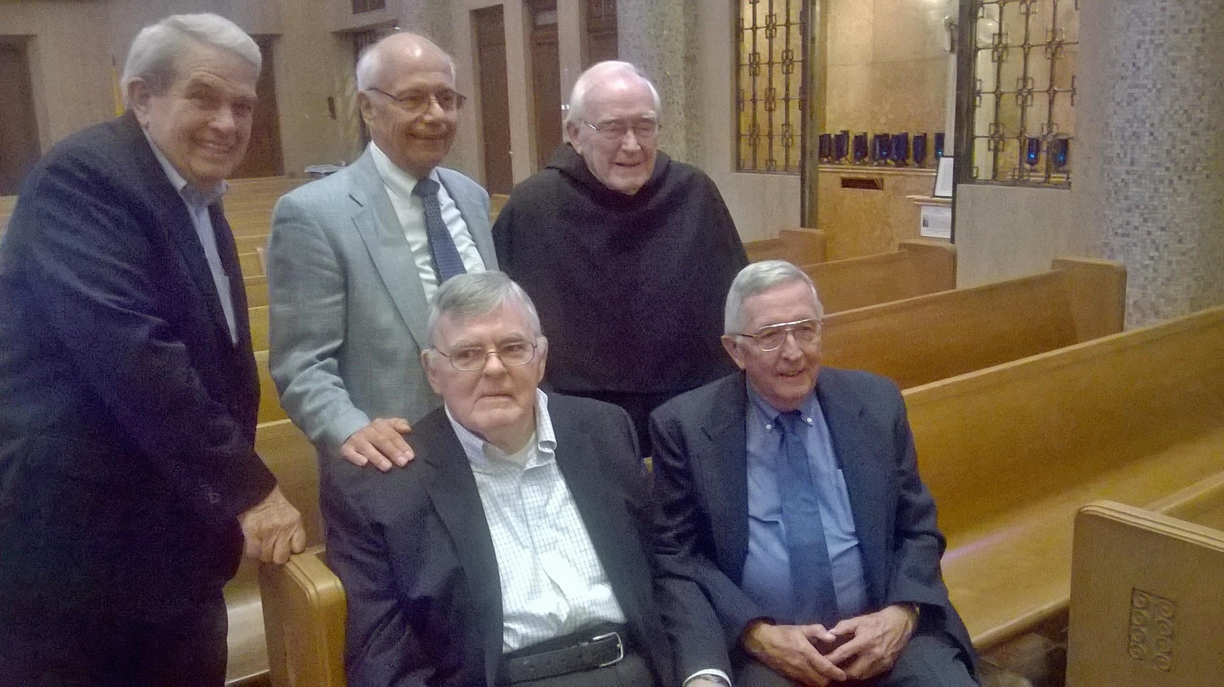 Photos from Fr. David Brecht's Funeral