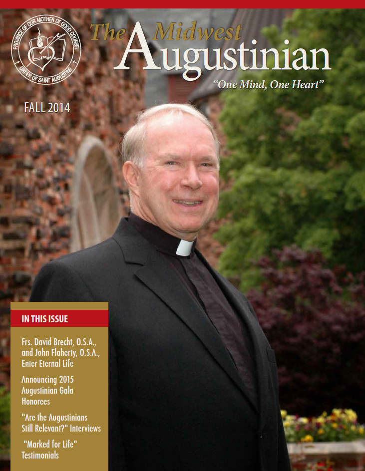 The Midwest Augustinian - Fall 2014