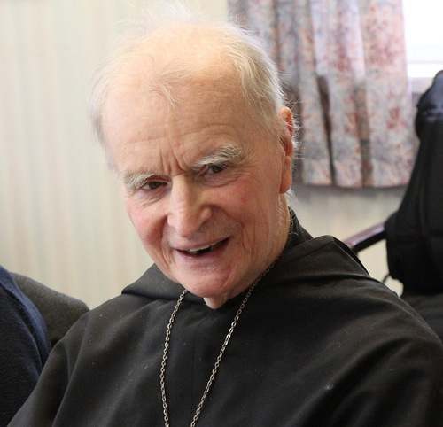 Father John Flaherty OSA
